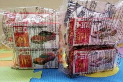 Tomica mcd collection