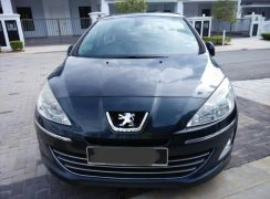 Used Peugeot 408 for sale