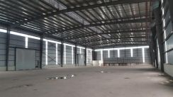 New detached warehouse factory North Port West Port for RENT