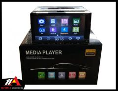 Universal 2-DIN Dvd Player Touch Screen