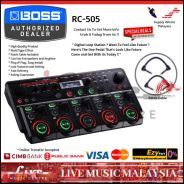Boss RC-505 Loop Station Effect Pedal (RC505)
