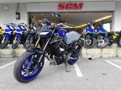 Yamaha mt09 mt-09 deposit kasih sayang MERDEKA 19