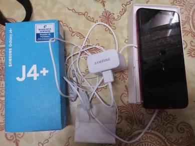 Samsung j4plus new