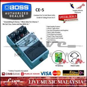 Boss CE-5 Stereo Chorus Ensemble (CE5)