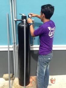 Master filter - sumber air meter kerajaan