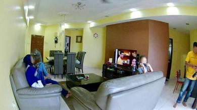Villa Wangsamas Condominium | Freehold | Booking RM1000