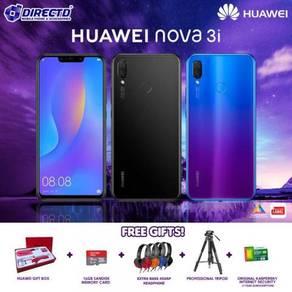 HUAWEI nova 3i (4GB RAM | 128GB)MYset + 7 HADIAH