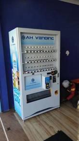 Japan mesin Air Tin Vending Machine Water Filter