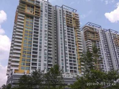 Bayu Sentul Apartment in Taman Dato Senu, Kuala Lumpur