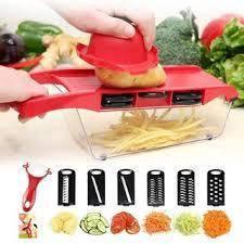 Pencincang sayuran mudah digunakan n selamat