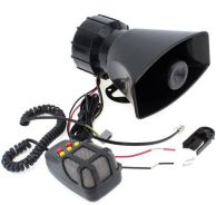 Car Horn Siren Universal 100w 5tone AG