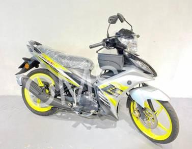 Yamaha 135LC V5 Second MukaRdh 135 LC v4 LC135