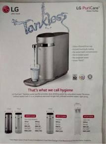 Lg purecare (water purifier & air purifier