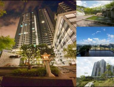Own a Luxury condo suiteshill top Mont Kiara with ZERO DOWN PAYMENT!!