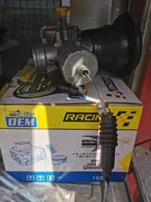Lc135 block and carburetor