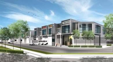 Super Linked Factory Warehouse Rawang Serendah