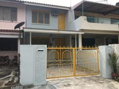 IPOH BEST 2 STY HOUSE TAMAN CEMPAKA fully renovated house with 3 rooms