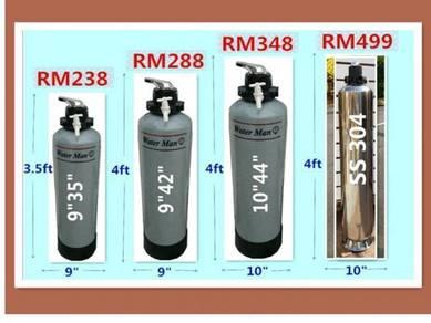 Water Filter / Penapis Air Harga Rakyat 8p