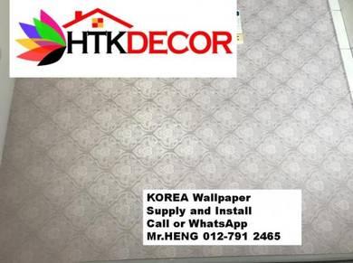Modern wallpaper designs with installation 92AB