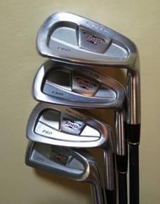 NAG Mizuno Golf T-Zoid Pro Irons #689P SR-flex RH