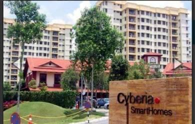 Cyberjaya, Cyberia SmartHomes condo -with almost full furniture