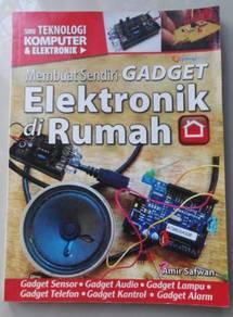 Buku Terpakai : Membuat Sendiri Gadget Elektronik