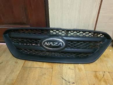 Naza kia rondo front hood raditor grill