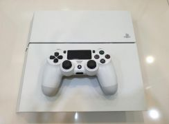 Ps4 fat console and controller only no nego
