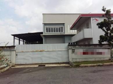 2sty Semi Detached Factory Balakong,