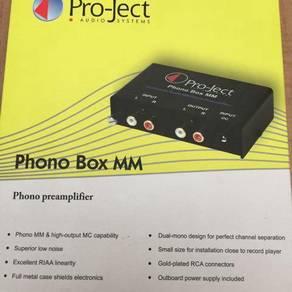 Phono box mm pro-ject