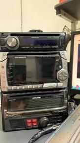 Original Japan radio and amp