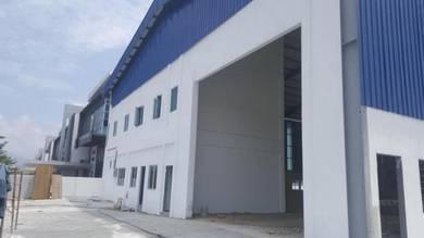 Factory 12,100sq.ft at Tasek Ipoh