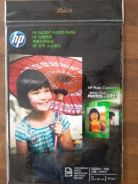 HP Glossy A4 paper for photo 20 pcs
