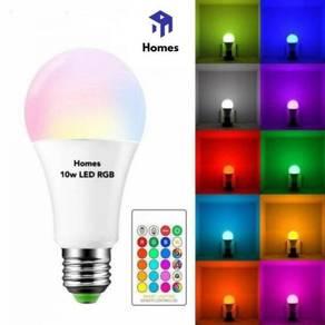 LED Bulb A70 RGB Colour Bulb with Remote control