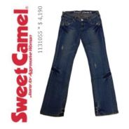 [Size 28] Sweet Camel Angel Jeans ( 1131055 )