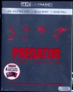 Predator 4-Movie Collection 4K [ Blu-Ray ]