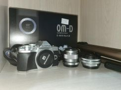 Olympus OM-D E-M10 Marklll