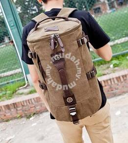 Canvas Outdoor Travel Sport Backpack Bag