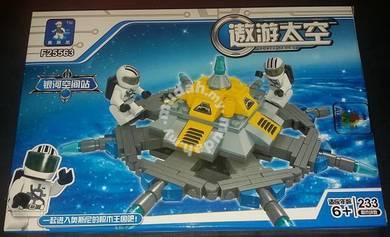 Ausini 25563 Galactic Space Station building block