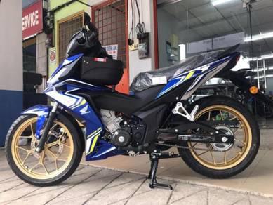 Honda rs150 version 2