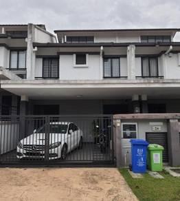 2 Storey Terrace Link Jalan Elektron U16/33A, Denai Alam U16,Shah Alam
