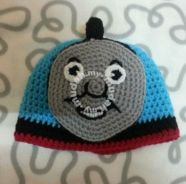 Thomas And Friends Crochet Hat
