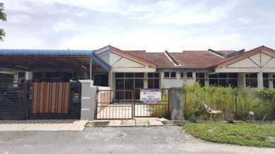 Single Storey Terraced House For Sale at Anjung Bemban Maju
