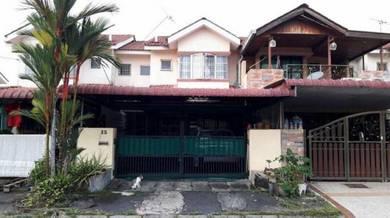 Double Storey Terrace House at Taman Pakatan Jaya,Ulu Kinta