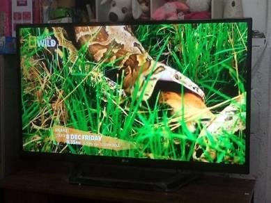 Lg led smart tv 42 inch (new model)