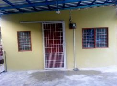 Rumah Baru Padang Lati Kangar