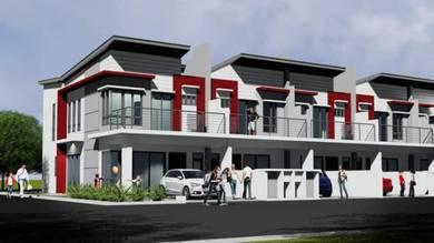 New 2 Storey House Bandar Spring Hills PD- 10% REBATE