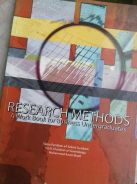 Research Methods - A Work Book for Business Under