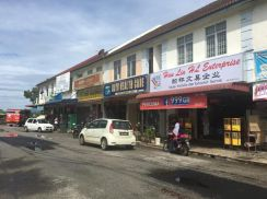 Double Storey Shop House, Bukit Sri Bayu, Sungai Lalang