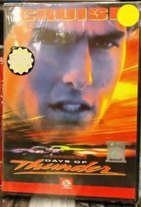 DVD DAYS OF THUNDER Tom Cruise